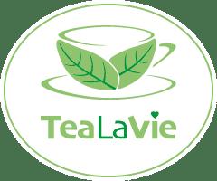 TeaLaVie Header Logo