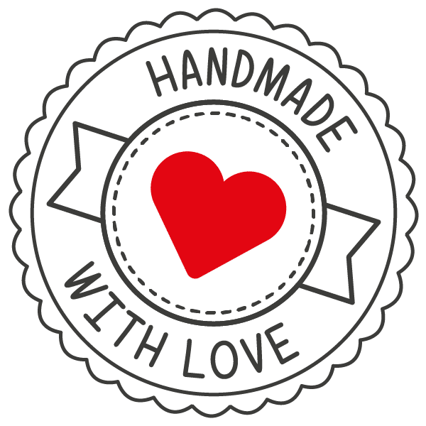 TeaLaVie Handmade-with-Love Siegel