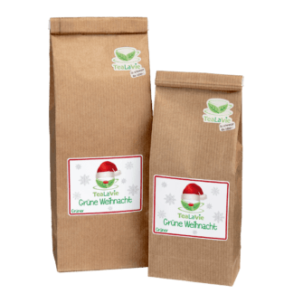 TeaLaVie-Blockbodenbeutel-Xmas-Tee-Gruene-Weihnacht