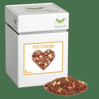 TeaLaVie-Teedose-diagonal-Haufen-Rooibos-Tee-Hot-Orange